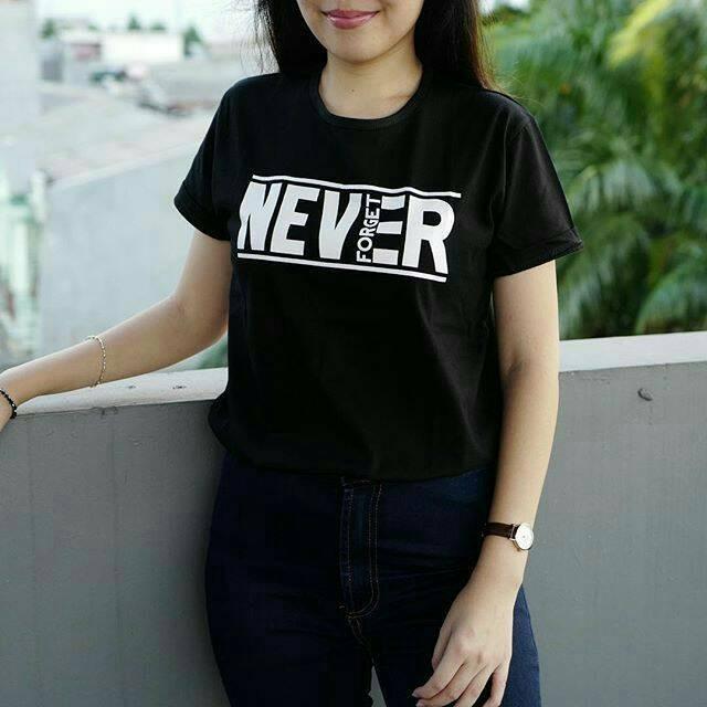 Foto Produk kaos murah / kaos bagus / never BEST SELLER dari lyn 26 cloth