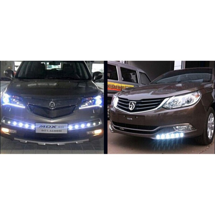 ... Lamp 1 Pcs Source · Car Styling DIY 9W 500 Lumen Waterproof Eagle Eye LED Lampu Mobil