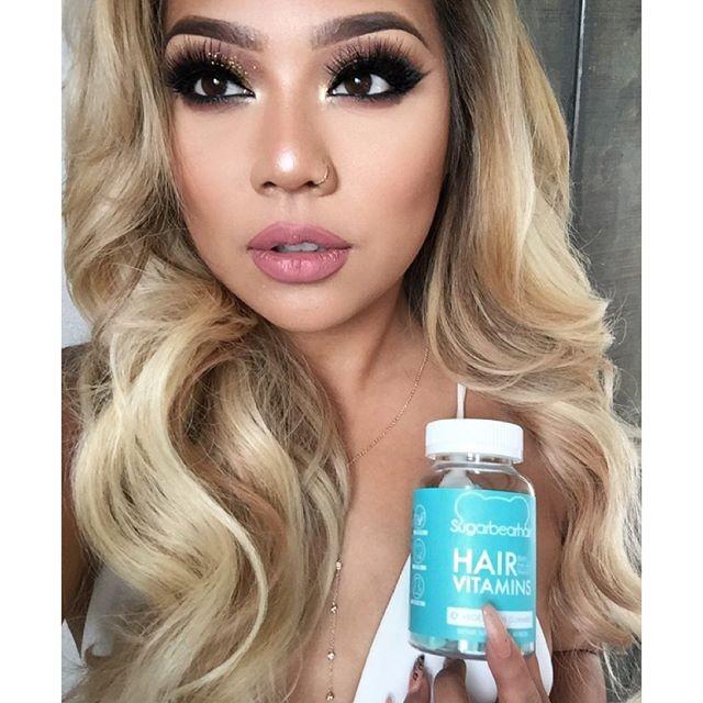 Ready SugarBearHair vitamin rambut suplemen Ori USA Sugar Bear Hair .
