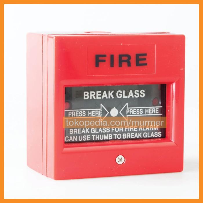 Jual Manual Break Glass Kac Harga MURAH Amp Beli Dari Toko