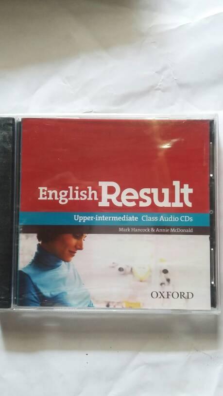 harga Cd audio english result upper-intermediate (original) Tokopedia.com