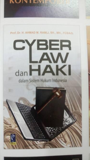 harga Cyber law dan haki Tokopedia.com