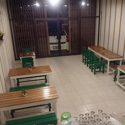 Jual Meja Dan Kursi Cafe Kota Bekasi Serba Pallet Tokopedia