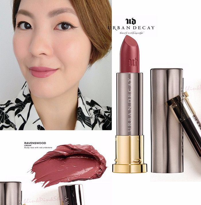 Jual Urban Decay Vice Lipstick In Ravenswood Full Size Jakarta Barat For Girl Make Up Tokopedia