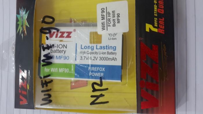 harga Baterai batt battery double power vizz modem wifi bolt 1 mf90 Tokopedia.com