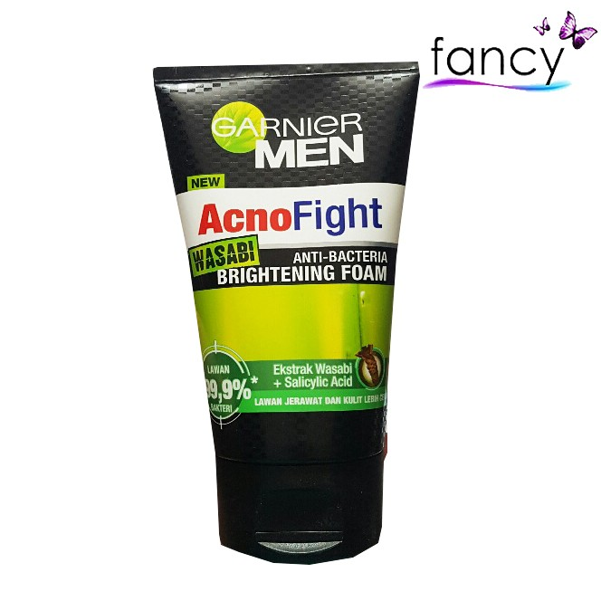 Garnier acno fight wasabi foam 100ml