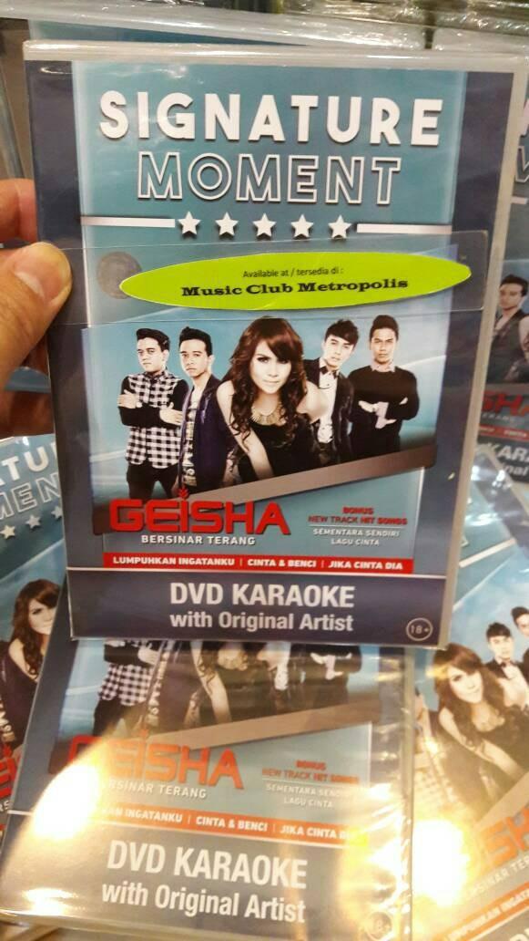 harga Dvd karaoke geisha - bersinar terang (2017) Tokopedia.com