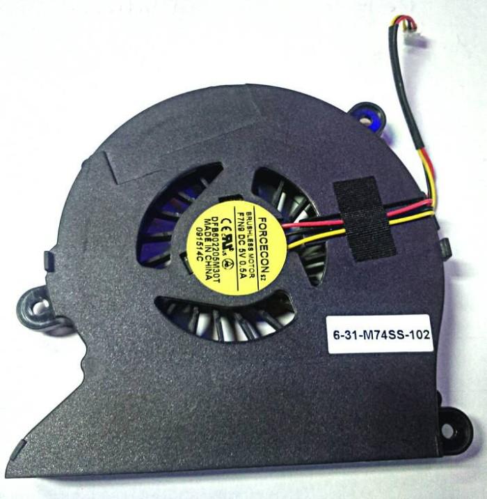 Kipas Cooling Fan Processor Laptop Axioo Neon MNC M540 M740