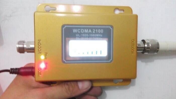 harga 3g repeater wcdma 2100 mhz / penguat signal handphone 3g booster Tokopedia.com