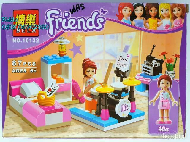Jual Lego Friends Drum Set 8 Emma Olivia Stephanie Mia