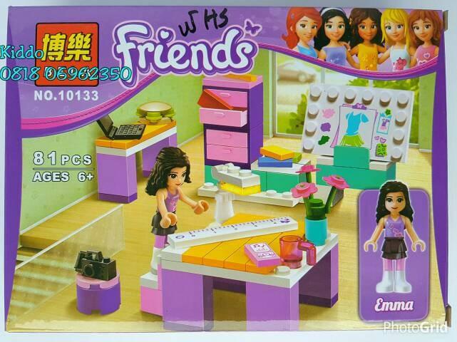 Jual Lego Friends Fashion Designer9emma Olivia Stephanie Mia