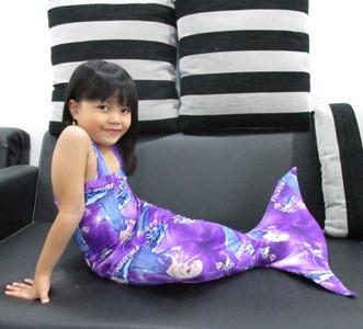 harga Baju kostum renang mermaid / putri duyung anak motif Tokopedia.com