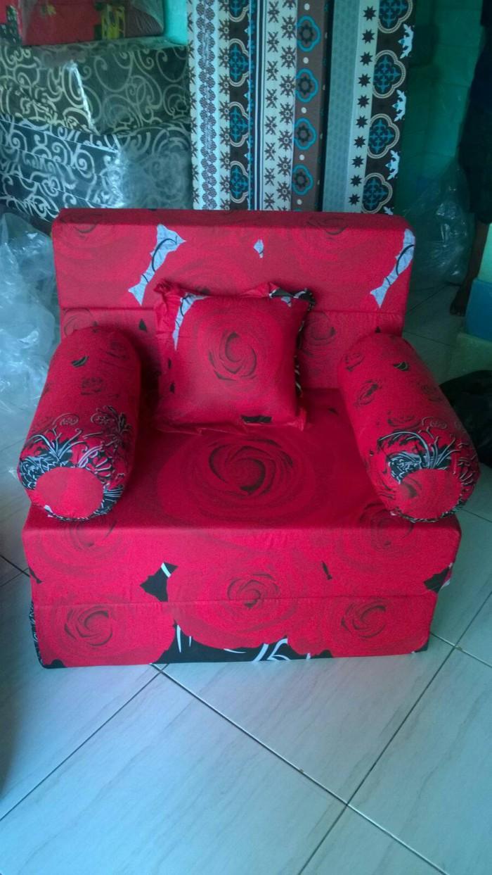 harga Sofa bed busa super inoac eoe d32 uk 200 x 90 x 20cm Tokopedia.com