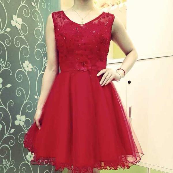 Jual Dress Pesta Import Grosir Gaun Pesta Korea Suplier Baju