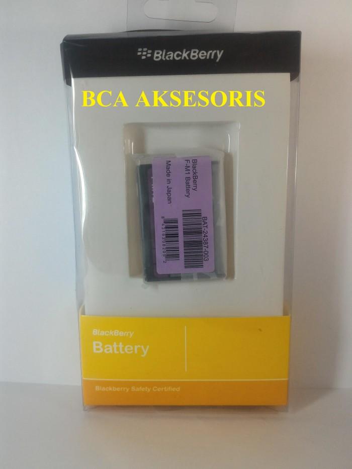 harga Baterai blackberry original 100% f-m1/ bb pearl 9105/ style 9670 Tokopedia.com