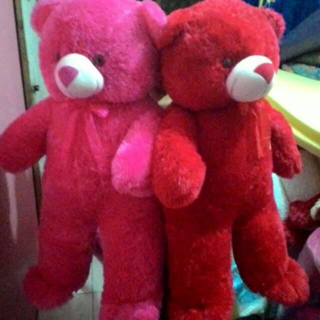 Jual Boneka Teddy Bear 1 Meter Super Besar - Istana Boneka Cantik ... 817288220f