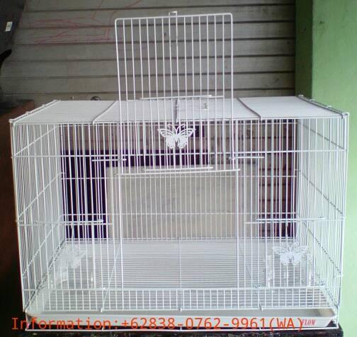 harga Kandang besi lipat besar flow utk kucing/kelinci/burung/ayam hias dll Tokopedia.com