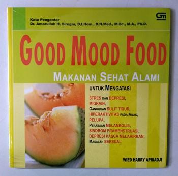 harga Buku good mood food - makanan sehat alami (wied harry apriadji) Tokopedia.com