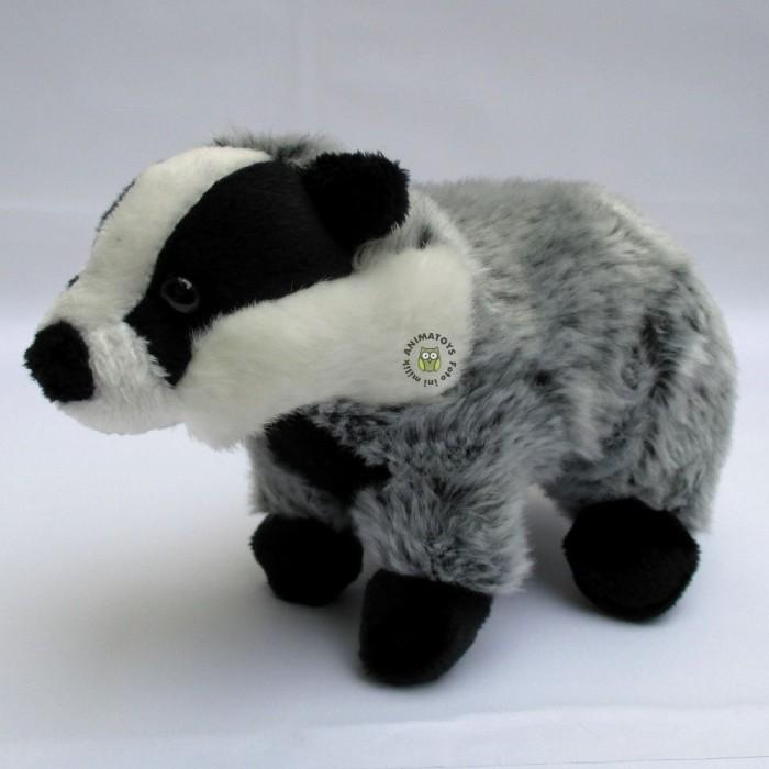 Boneka luwak madu |badger|bunny|binatang|animal|doll|stuffed|