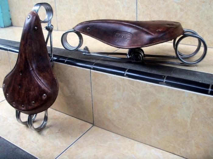 harga Sadel/jok sepeda onthel model celeng, croom cling, unik klasik Tokopedia.com