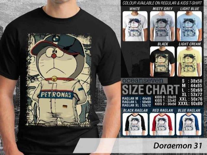 Doraemon 31 - KAOS DISTRO PRIA WANITA OCEANSEVEN
