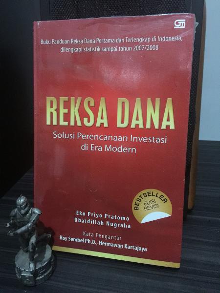 harga Reksadana : solusi perencanaa investasi di era modern - eko priyo Tokopedia.com