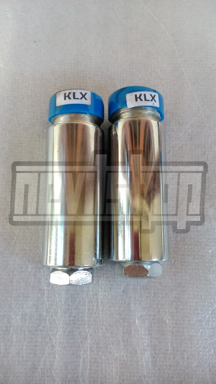 harga Peninggi shock depan / sambungan shock depan klx Tokopedia.com