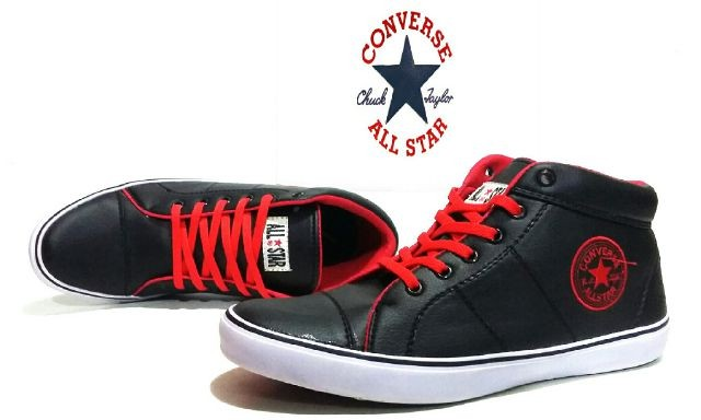 ... harga Sepatu pria casual converse high made in vietnam asli import  Tokopedia.com c85b091264