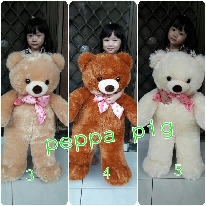 harga Boneka teddy bear beruang jumbo Tokopedia.com