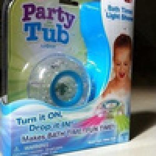 Jual Party in The tub. Mainan anak dalam air - fast jaya | Tokopedia