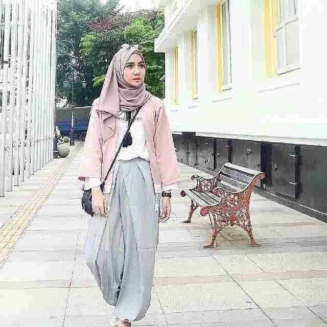 Hijab Style Kulot