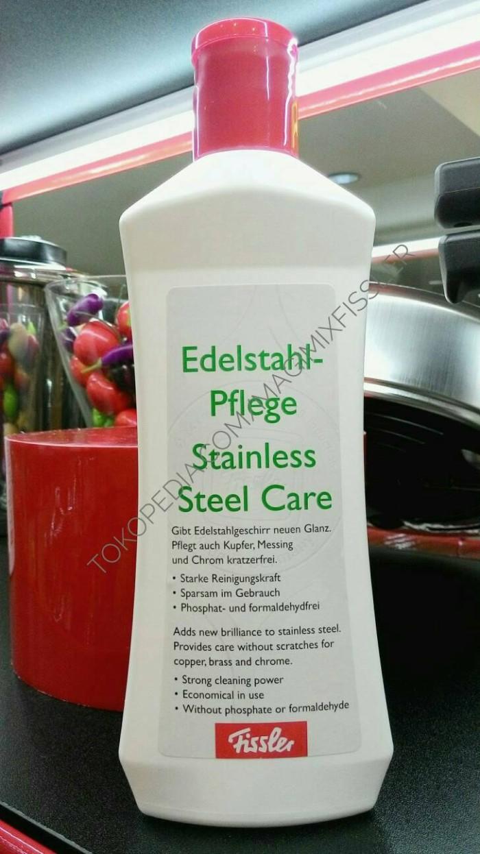 harga Fissler stainless steel care - edelstahl - pflege Tokopedia.com