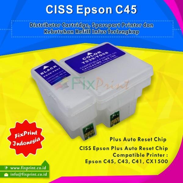 DRIVERS: EPSON C41