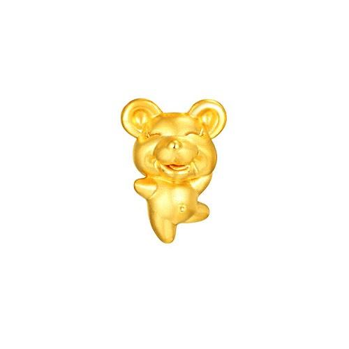 Jual Tiaria 12 Zodiac Mouse 24k Gold Pendant Perhiasan Liontin Emas Harga Promo Terbaru
