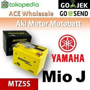 harga Aki kering/ mio j yamaha/ motobatt mtz5s/ accu gel motor ab Tokopedia.com