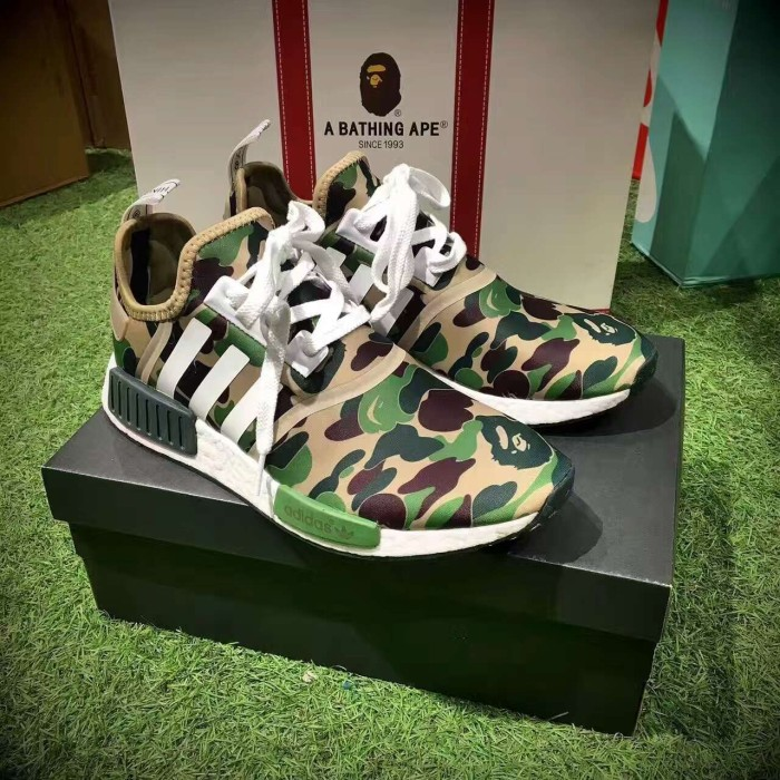 7ed282725991d Jual Adidas NMD x Bape