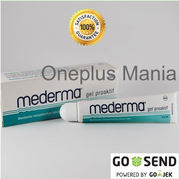 harga Mederma gel proaktif 20gr  (memudarkan bekas luka, jahitan) Tokopedia.com