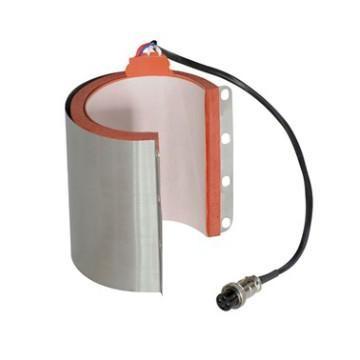 Foto Produk Elemen Mesin Press Mug / Heater Mesin Press Mug - C / F dari unixp