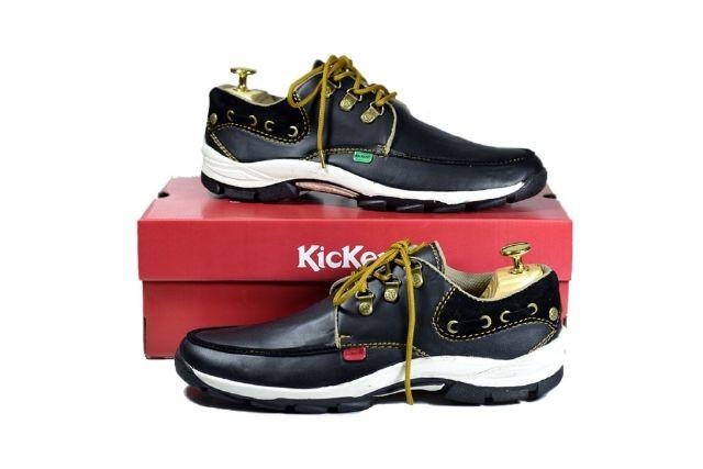 harga Sepatu kickers slang sintetis casual pria 4 warna Tokopedia.com