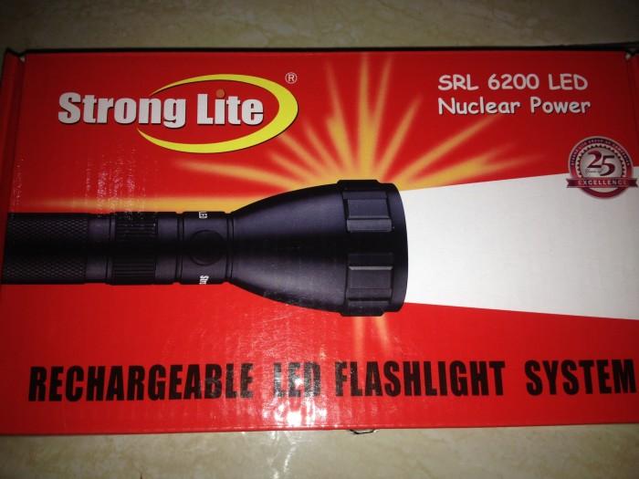 Senter Stronglite SRL 6200 Rechargeable LED