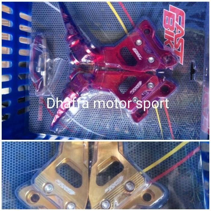 harga Footstep belakang satria fu cnc Tokopedia.com