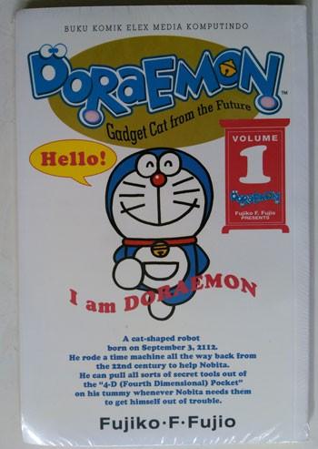 Jual Komik Doraemon Gadget Cat From The Future 1 Bilingual Inggris