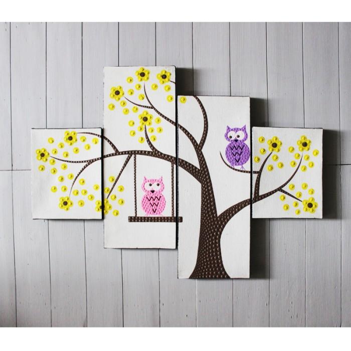 harga Lukisan owl lucu Tokopedia.com