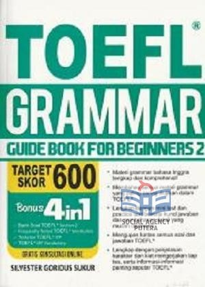 harga Buku toefl grammar guide book for beginners 2 - vz Tokopedia.com