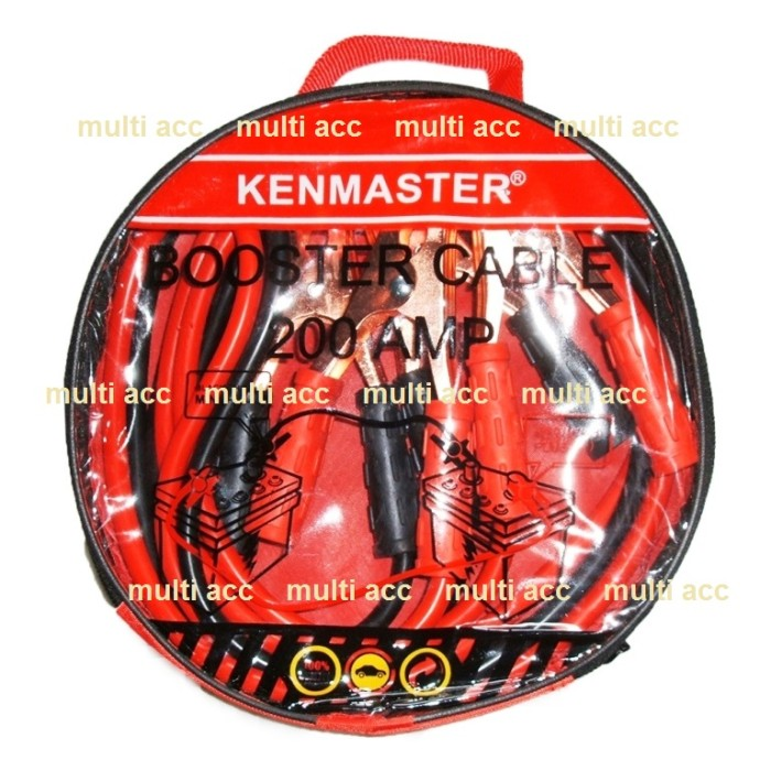 harga Kabel jumper aki 200amp kenmaster / booster cable Tokopedia.com