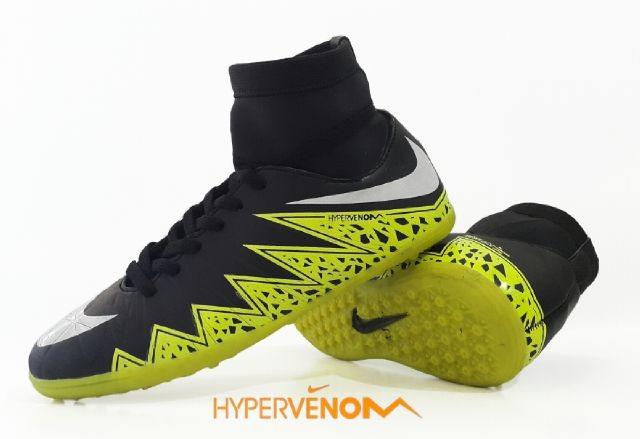 harga New sepatu futsal nike hyperpenom black green made in vietnam sz 39-43 Tokopedia.com