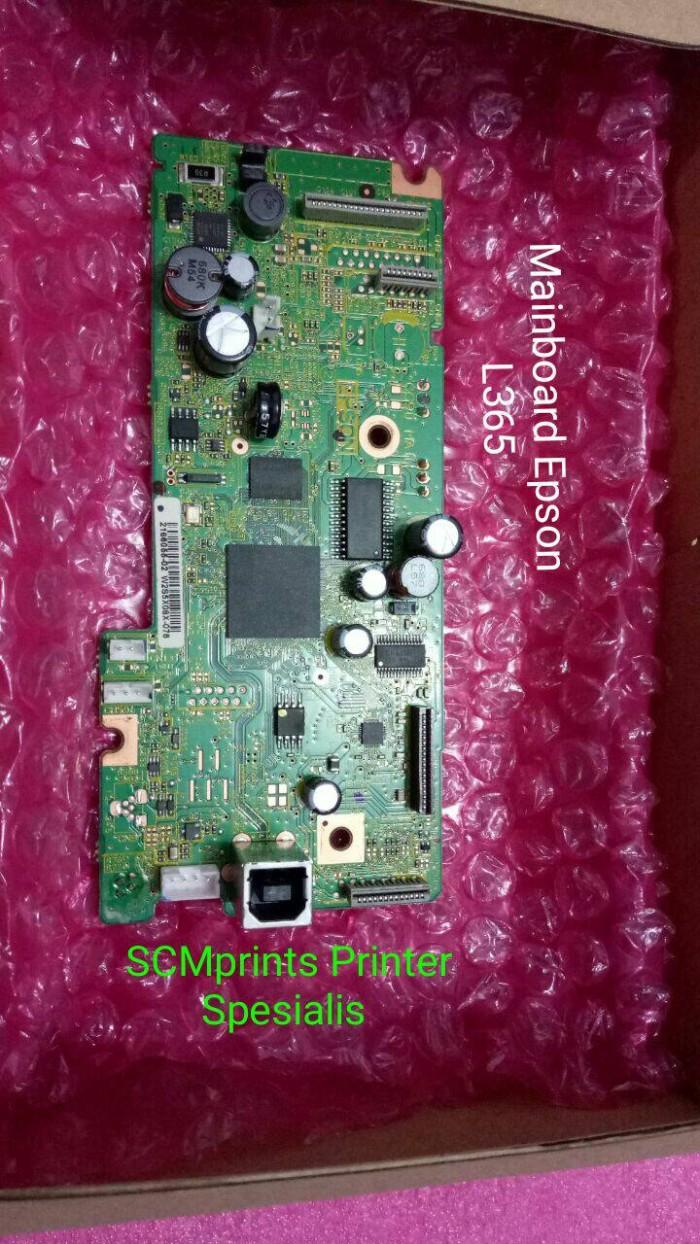 harga Mainboard epson l365 wifi new original / board printer l365 Tokopedia.com