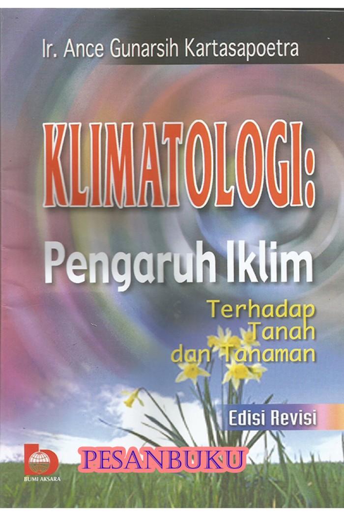 KLIMATOLOGI PERTANIAN EBOOK DOWNLOAD
