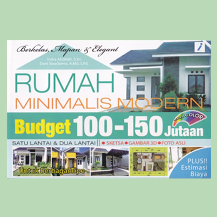 150 Juta Desain Rumah 2 Lantai Biaya 100 Juta
