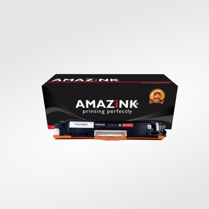 harga Cartridge toner hp color laserjet pro mfp m176n/m177fw cyan amazink Tokopedia.com